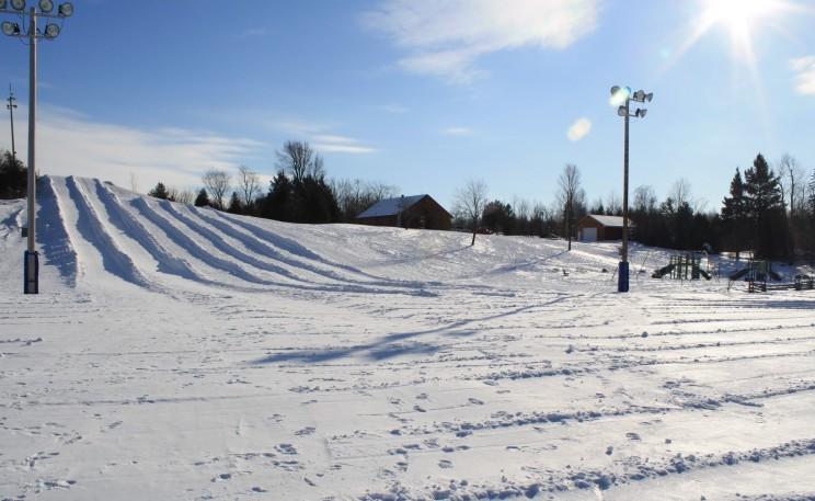 Parc régional Saint-Bernard-de-Lacolle