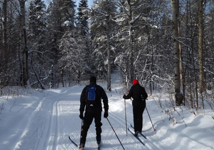 Club de ski fond Évain