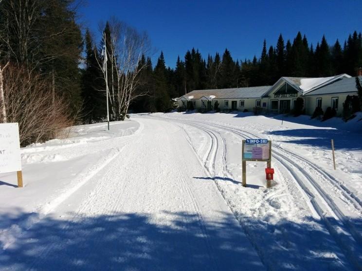 Club de ski de fond Harfang des Neiges