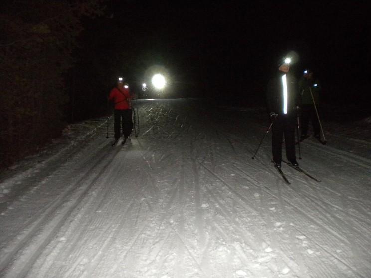 Ski de fond La Tuque Rouge
