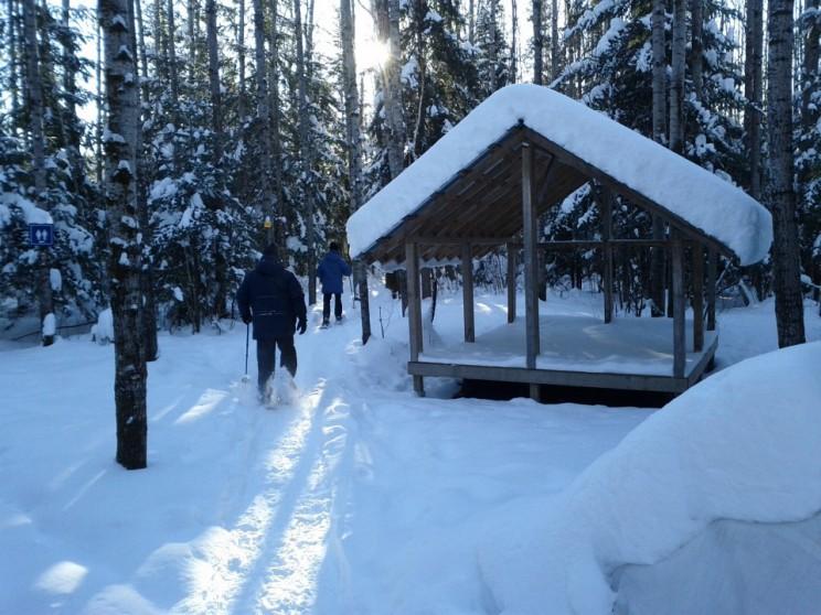 Ski de fond Lac Pouce