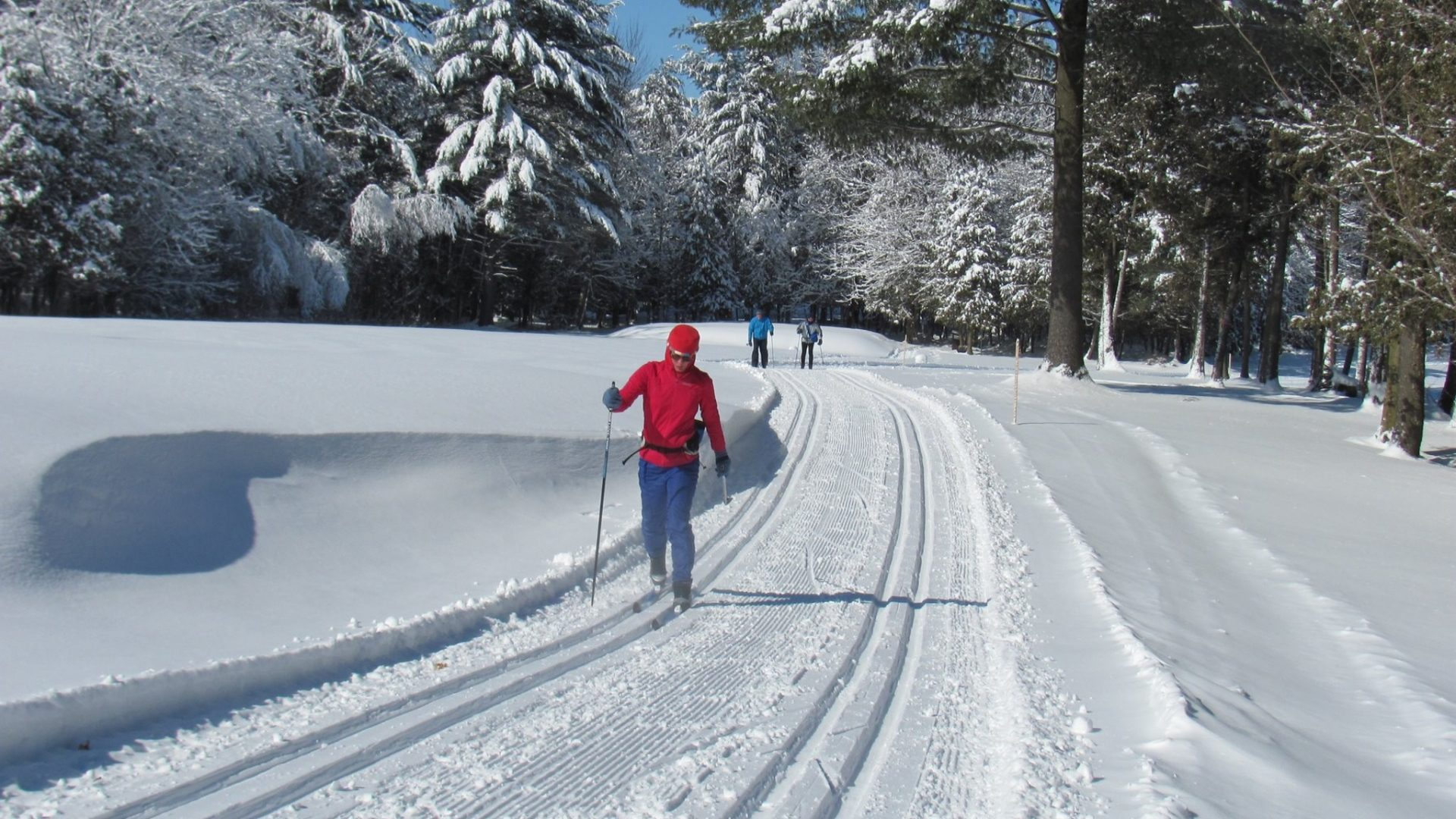 Skier à fond